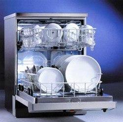 Установка встроенной посудомоечной машины. Аксайские сантехники.