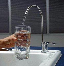 Установка фильтра очистки воды город Аксай