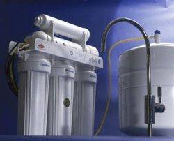 Установка фильтра очистки воды в Аксае