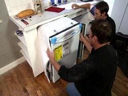 Установка посудомоечной машины в Аксае