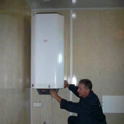 Установка водонагревателя в Аксае. Монтаж и замена бойлера г.Аксай.